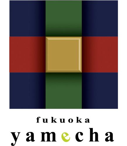 yamecha logo greentea yame japanese fukuoka no yametya ocha